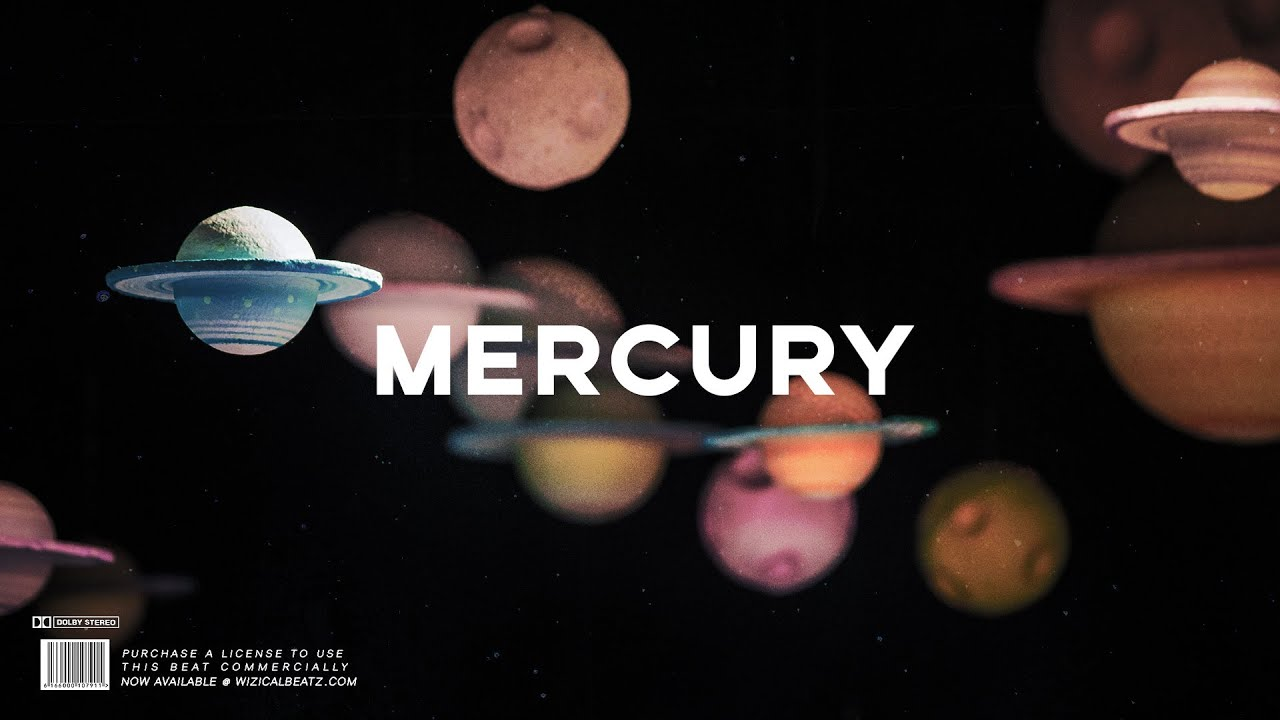 "Dancehall Riddim Instrumental 2020 ~ ""MERCURY."" 
