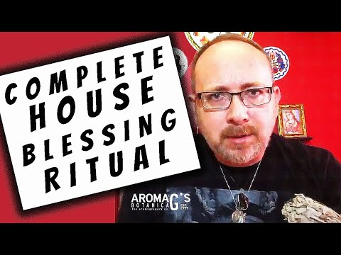 Complete House Blessing Ritual