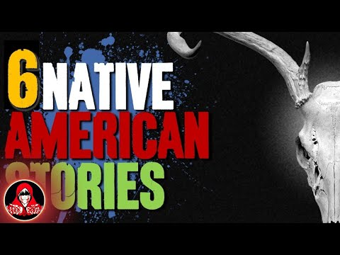 6 Disturbing REAL Native American HORROR Stories - Darkness Prevails