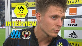 Interview de fin de match :Olympique de Marseille - OGC Nice ( 2-1 )  / 2017-18