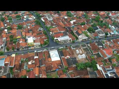 jalan-jalan keliling kota Banjar Patroman