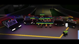 Roblox TRC patrol episode 6 Ft. (AGuyStoleMyAccount) Part 2 Pursuits galore