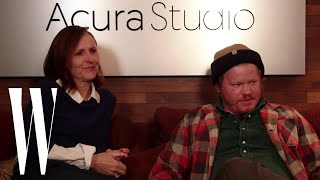 """connectYoutube - Molly Shannon and Jesse Plemons on Chris Kelly's """"Other People"""" at Sundance"""