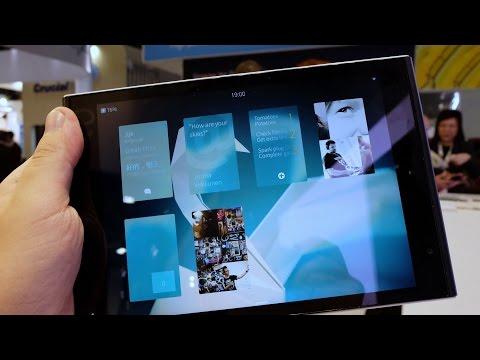 Планшет Jolla Tablet на Sailfish OS 2.0: предварительный обзор (preview)