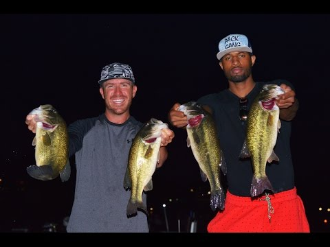 Paul George wins first fishing tournament