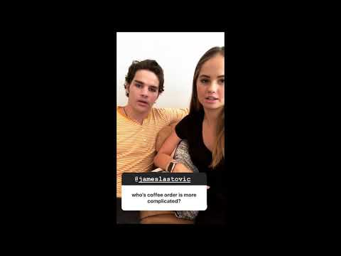 Debby Ryan Patty Bladell & James Lastovic Christian Keene  Instagram questions