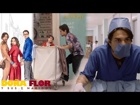 Doña Flor Y Sus 2 Maridos - Capítulo 61: ¡Chile Se Roba A Dieguito! | Televisa