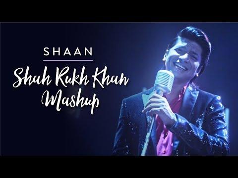 Shaan   Jadu Teri Nazar - Tujhe Dekha Toh   Shah Rukh Khan Mashup   Return To Romance