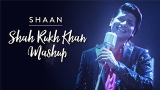 Shaan , Jadu Teri Nazar Tujhe Dekha Toh , Shah Rukh Khan Mashup , Return To Romance