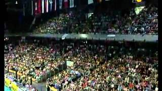Mondiali Volley 2002 - Finale Italia-Usa 4°Set (2-2)