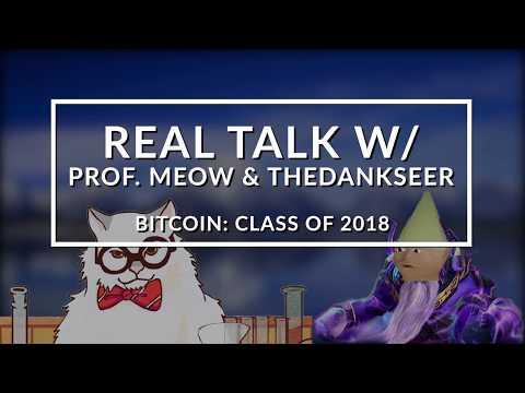 Bitcoin Class of 2018