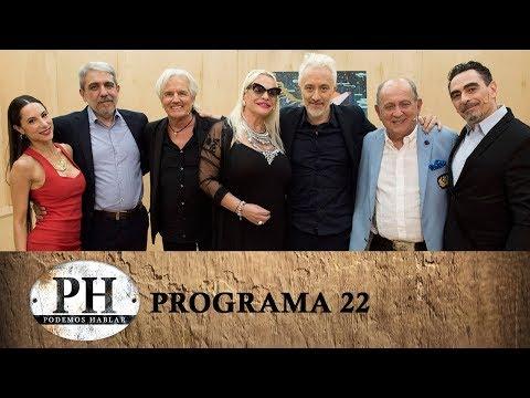 Programa 22 (09-12-2017) - PH Podemos Hablar