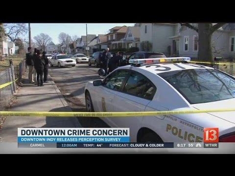 Downtown Indy crime survey: 6pm