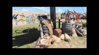 Nor Cal Pirate Fair - Inspiration for Pirate Props