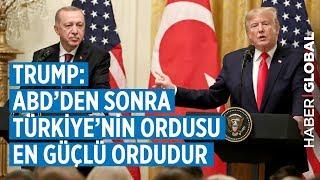 """Gambar cover Trump """"ABD'den Sonra Türkiye'nin Ordusu En Güçlü Ordudur"""" Açıklaması Yaptı."""