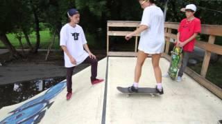 DC Shoes skate school