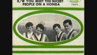 The Hondells - Sea Cruise (1965)