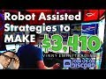 Robotic Automated Trading Software | ALGO ASSIST Trader | $3,410 Profits