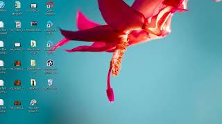 Fast background change in windows 8