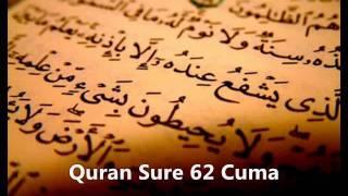 Quran Sura 62 Cuma