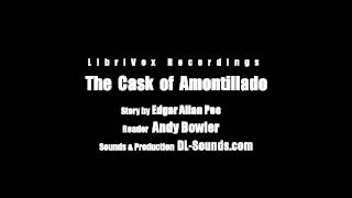 The Cask of Amontillado - Horror Audiobook with creepy background sounds