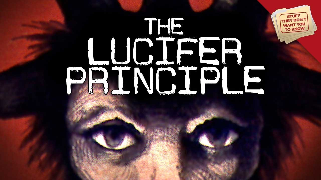 The Lucifer Complex Pdf