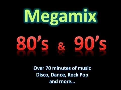 Mega Mix 80s & 90s