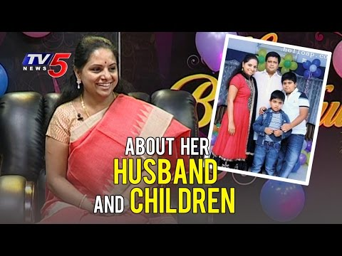 Kavitha About Her Husband And Children   Life Is Beautiful With Kavitha   TV5 News