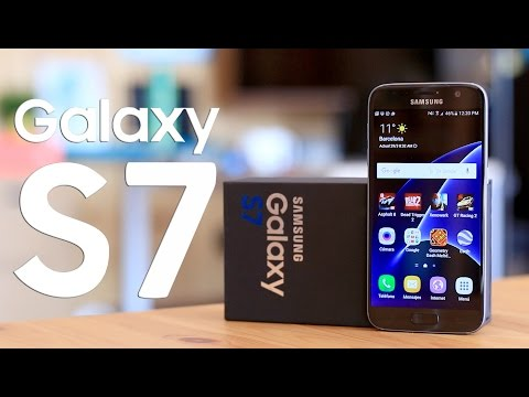Samsung Galaxy S7, Review en español