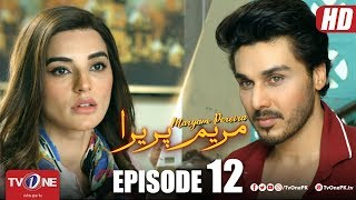Maryam Pereira | Episode 12 | TV One Drama | Ahsan Khan - Sadia Khan
