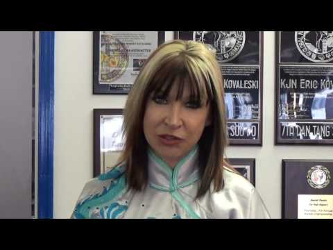 ♔Grandmaster Cynthia Rothrock ♔ Interview 6/12/2016