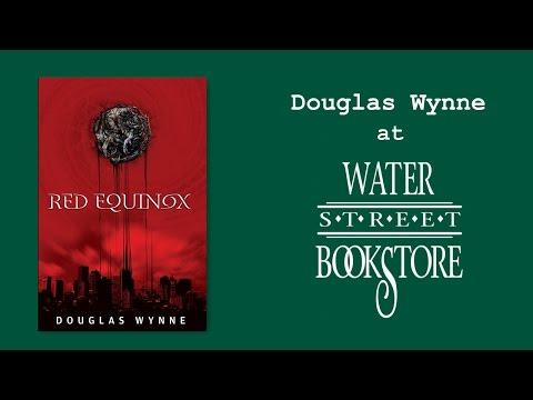 Douglass Wynne at Water Street Bookstore
