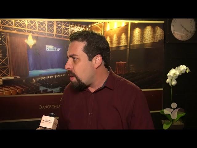 FIT 2018 | Guilherme Boulos - Pré-candidato pelo PSOL (parte 1)