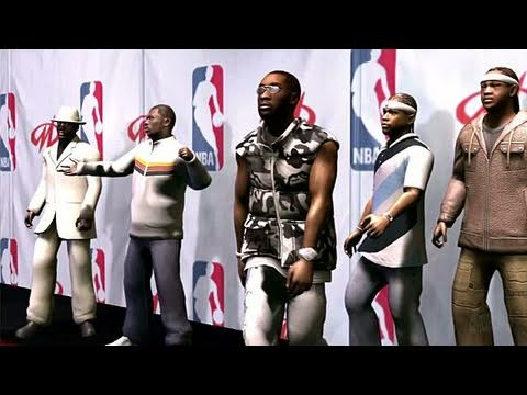 NBA Ballers: Chosen One Xbox 360 Trailer - Gilbert Arenas