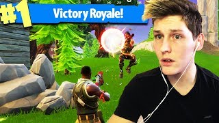 WHEN GOD DON'T WANT TO PLAY TO FORTNITE... [FORTNITE ITA] ROYAL VICTORY?