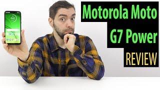 Motorola Moto G7 Power Review în Limba Română (Battery Phone de 5000 mAh cu Android Pie stock)