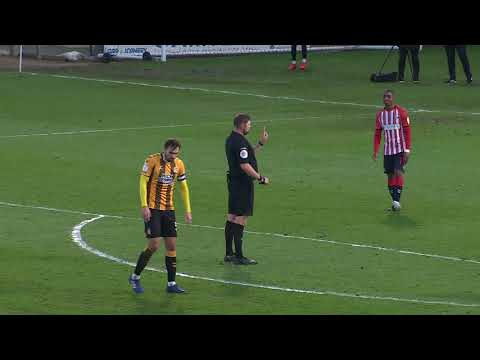 Cambridge Utd Oldham Goals And Highlights