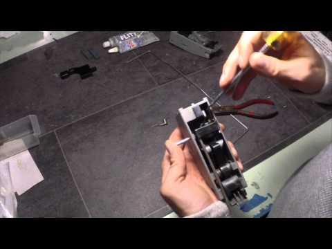 PS90 Delta Trigger Spring Upgrade Install