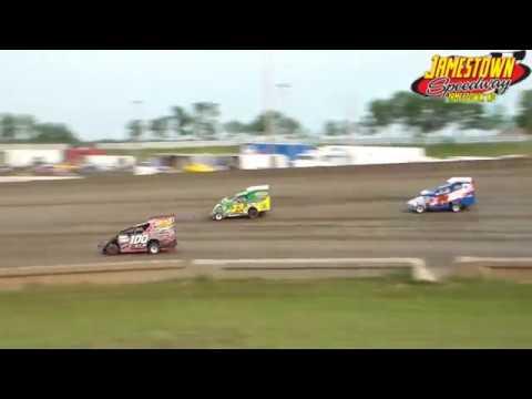 Jamestown Speedway Slingshot Races (8/18/18)