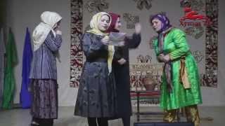 Театр в с. Хунзах