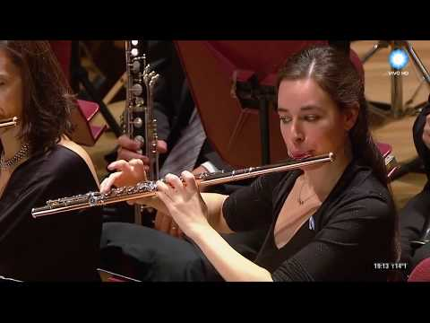 Ginastera (Panambí Suite) - Christian Baldini - Orquesta Sinfónica Nacional