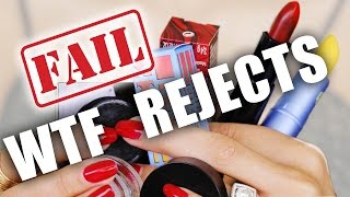 wtf makeup rejects fail