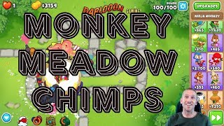 Bloons TD 6 - Monkey Meadow CHIMPS