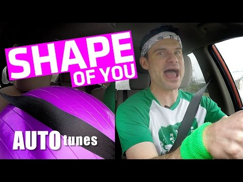 SHAPE OF YOU by Ed Sheeran Cover (Auto Tunes w/Flula)