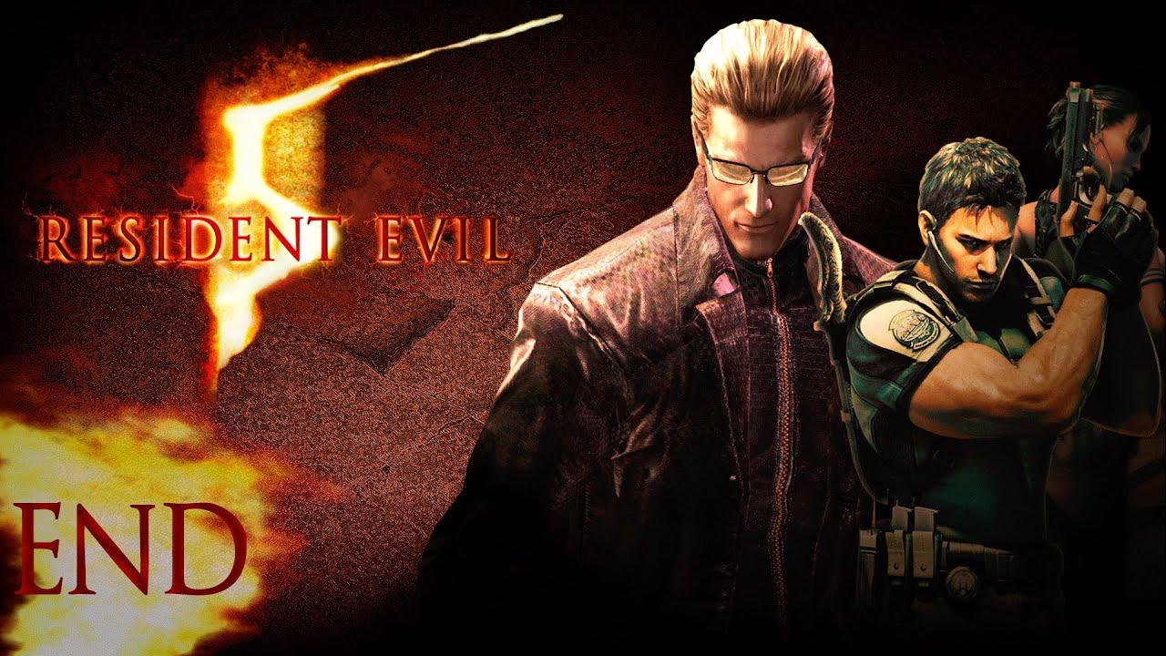 Let S Play Resident Evil 5 Co Op Chapter 6 3 Albert Wesker