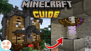 HAUNTED SKELETON CHATEAU! | The Minecraft Guide - Minecraft 1.17 Tutorial Lets Play (145)