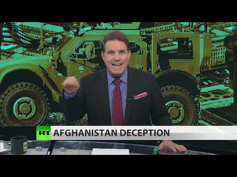 RT America: Secret Afghan war report revealed — blatant lies exposed