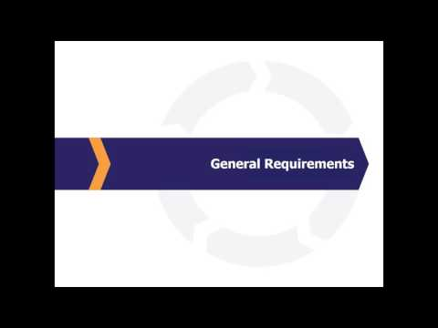 MSCI Safety Webinar: OSHA's New Walking Working Surfaces Standard
