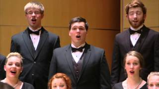 "CWU Chamber Choir: Gjeilo - ""Dark Night Of The Soul"""