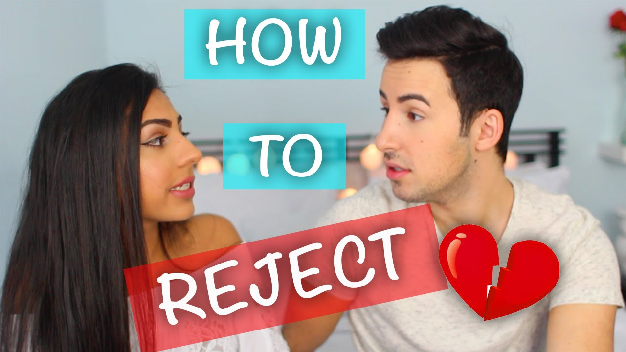 how to reject a guy
